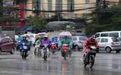 Đón mưa dông giải nhiệt, Hà Nội mát lịm sáng đầu tuần