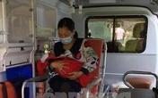 Hy hữu một phụ nữ sinh con trên đường nhập cảnh trái phép ở Cao Bằng