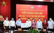 Bộ trưởng Bộ Y tế kêu gọi cả nước trợ giúp Bắc Ninh, Bắc Giang vượt khó chống dịch COVID-19