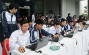 Nhiều nơi tổ chức thi thử tốt nghiệp THPT theo hình thức trực tuyến