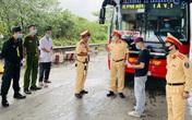 Thành lập 7 chốt kiểm soát người, phương tiện giao thông tại các cửa ngõ ra vào tỉnh Thanh Hóa