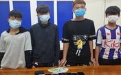 Nhóm học sinh cấp 2 đập phá hàng loạt cửa kính xe ô tô để trộm đồ