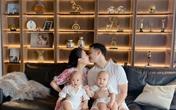 Chiêm ngưỡng căn penthouse ngập tràn sức sống của vợ chồng MC Thành Trung