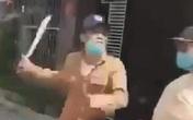 Hà Tĩnh: Truy bắt hai đối tượng dùng hung khí chống trả lực lượng CSGT