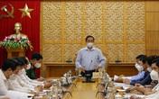 Thủ tướng: Mục tiêu sớm nhất với Bắc Giang là phải ngăn chặn, đẩy lùi dịch bệnh