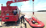 Nghệ An: Tìm kiếm người phụ nữ nghi nhảy cầu Bến Thủy tự vẫn