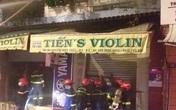 TP.HCM: Căn nhà bốc cháy dữ dội lúc rạng sáng, 3 người lớn và 1 trẻ em mắc kẹt được giải cứu kịp thời