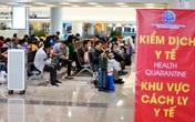 Dừng nhập cảnh hành khách quốc tế tại sân bay Nội Bài và Tân Sơn Nhất