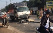 Hà Nội: Đấu đầu với xe tải, 2 thanh niên đi xe máy tử vong