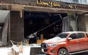 Quảng Ninh: Nổ lớn ở quán ăn trong chung cư TP Hạ Long