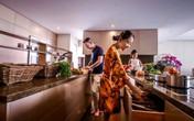 Tận mắt chiêm ngưỡng căn bếp nhà ca sĩ Đoan Trang đẹp đến từng centimet