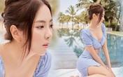 """Mai Ngọc trẻ trung khi """"đụng hàng"""" gam màu hot trend với dàn sao Việt"""