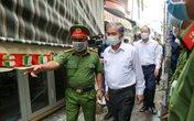 Lãnh đạo TP.HCM thăm hỏi gia đình trong vụ hỏa hoạn khiến 8 người tử vong