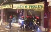 Thông tin mới nhất về vụ cháy kinh hoàng khiến 2 người tử vong thương tâm ở TP.HCM