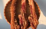 Nắng nóng đặc biệt gay gắt thì đem thịt ra phơi, làm 1 ngày có món ngon ăn cả năm không chán