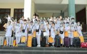 """Gần 350 thầy và trò trường Cao đẳng y tế Bạch Mai """"chia lửa"""" cùng Bắc Giang"""