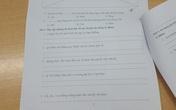 Bài thi năng lực tiếng Việt ở Nhật toàn ngữ pháp khó, đến người Việt cũng xin bó tay