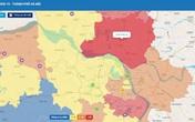 Từ hôm nay, người Hà Nội có thể tự tra thông tin dịch tễ trên bản đồ COVID-19