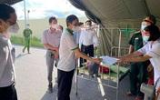 Đoàn công tác của Bộ Y tế làm việc với tỉnh Hà Tĩnh về công tác phòng chống dịch COVID - 19