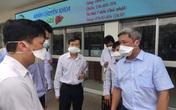 Thứ trưởng Nguyễn Trường Sơn làm Trưởng bộ phận thường trực đặc biệt của Bộ Y tế hỗ trợ TP.HCM chống dịch