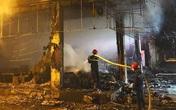 Thông tin mới về vụ cháy phòng trà TP Vinh khiến 6 người tử vong