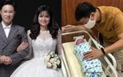 """MC Lê Anh và cuộc hôn nhân """"không mặn, không nhạt"""" bên vợ là học trò"""
