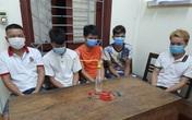 """5 thanh niên ở tâm dịch Bắc Giang thản nhiên tụ tập """"đập đá"""""""