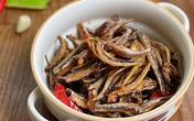 Cách làm món cá khô rim chua ngọt