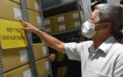 TP.HCM: Cận cảnh nơi bảo quản 836.000 liều vaccine cho chiến dịch tiêm chủng