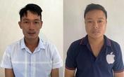 """Hà Nội: Gã trai bị bắt khi đang """"ship"""" bằng đại học, con dấu giả của ủy ban"""