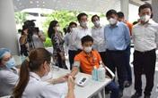 TP.HCM khởi động chiến dịch tiêm chủng 836.000 liều vaccine