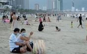 Thêm nhiều ca mắc COVID-19 mới, từ 12h trưa nay TP Đà Nẵng cấm người dân tắm biển