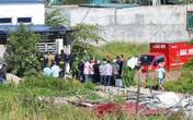 Hình ảnh giải tỏa, cưỡng chế 159 công trình vi phạm tại khu đất 9,2ha ở Hải Phòng