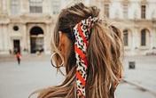 3 phụ kiện buộc tóc giúp nàng vừa làm điệu vừa mát mẻ chốn công sở