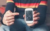 Phải làm gì khi màn hình điện thoại không may bị vỡ?