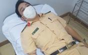 5 chiến sỹ công an ở Hà Tĩnh hiến máu cứu sản phụ qua cơn nguy kịch