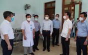 Thành lập bệnh viện dã chiến COVID-19 ở Quảng Bình