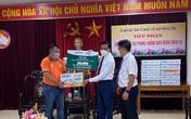 Qũy Phát triển Tài năng Việt tiếp năng lượng cho lực lượng chống dịch Hà Tĩnh