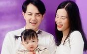 Đông Nhi hạnh phúc vì Ông Cao Thắng chăm con khéo