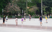Từ 0h ngày 26/6, người Hà Nội được tập thể dục, thể thao ở công viên