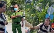 Người phụ nữ từ TP.HCM về Tiền Giang đòi vứt khẩu trang, không khai báo y tế