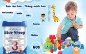 Sản phẩm thúc đẩy sự phát triển toàn diện cho bé