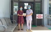 Nữ bệnh nhân mang thai mắc COVID-19 được xuất viện