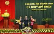 Ông Phạm Văn Lập làm Chủ tịch HĐND thành phố, ông Nguyễn Văn Tùng tái đắc cử Chủ tịch UBND TP Hải Phòng