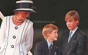 Hoàng tử Harry nhắc tới William trong lễ trao giải tôn vinh Diana
