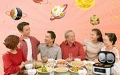 Bật cảm xúc ăn – tăng vị hạnh phúc cùng series minigame từ Sharp Việt Nam
