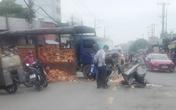 Tai nạn liên hoàn ở TP.HCM, một người thiệt mạng