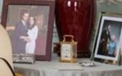 Nữ hoàng Anh bỏ hình nhà Sussex khỏi bàn trưng bày ảnh gia đình