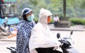 Người lao động Hà Nội chật vật trong những ngày nắng nóng
