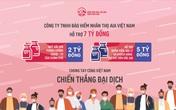 AIA Việt Nam góp 7 tỷ đồng mua vắc xin phòng COVID-19